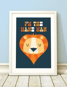 Hey, I found this really awesome Etsy listing at https://www.etsy.com/listing/190581121/nursery-art-boy-boys-lion-print-nursery