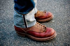 Seems to be the Wesco Jobmaster: https://www.wescoboots.com/builder/MensCustomBoot.aspx?id=Jobmaster_rsv