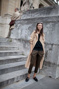 long coat http://wwd.com/fashion-news/they-are-wearing/gallery/they-are-wearing-paris-fashion-week-spring-10246982/