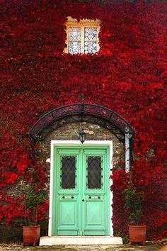 Фотографии красиво оформленного входа в дом :: Фото красивых интерьеров