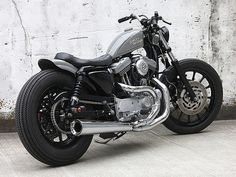 Excellent Cute cars images are offered on our internet site. Check it out and you wont be sorry you did. Harley Nightster, Hd Sportster, Sportster Motorcycle, Custom Sportster, Custom Harleys, Harley Davidson Sportster, Harley Scrambler, Motorcycle Gear, Vintage Motorcycles