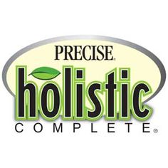 Precise Holistic Dog Food - Thoughtfully chosen ingredients like real meat proteins, wholesome carbohydrates, and balanced fatty acids and so much more. In addition, key ingredients such as DHA Gold for optimal omega-3 concentrations and a probiotic are setting new standards in pet nutrition.