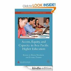 Access, Equity, and Capacity in Asia-Pacific Higher Education (International and Development Education) by Deane E. Neubauer. $57.44. 247 pages. Publisher: Palgrave Macmillan (May 15, 2011)