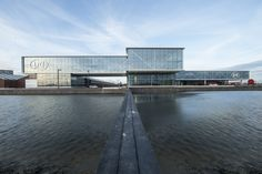 Lely Campus Maasluis, Netherlands FIRM. Consort Architects #architecture