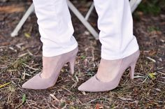 Nude heels Nude Wedges, Nude Heels, Booty, Hair, Shoes, Style, Fashion, Nude Shoes, Swag