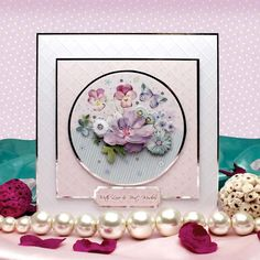 Flutterbye Wishes   Hunkydory Crafts