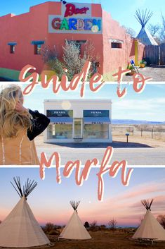 The Ultimate Guide to Marfa Texas Marfa Texas, Texas Usa, Texas Travel, Usa Travel, Travel Tips, Marfa Lights, Prada Marfa, Beautiful Places To Travel, Adventure Is Out There