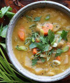 Liberation Soup (Soup Joumou) | Petit World Citizen