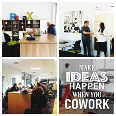 everyday hustle at Link Coworking, get it done!