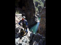 Canario, Trekking