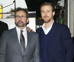 Pin for Later: Steve Carell Is Joined by His Family — and Ryan Gosling! — at His Walk of Fame Ceremony