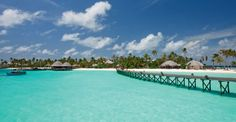 """Constant surprises and endless pleasures await guests in a """"picture perfect paradise"""" at Constance Halaveli, Maldives. Places To Travel, Photo Galleries, Island, Vacation, Country, Beach, Outdoor Decor, Pictures, Image"""