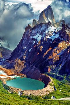 Mount Fitz Roy, Argentina - Google+