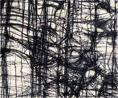 "Saatchi Art Artist Elena Gluth; Drawing, ""organic patterns 01 - 19"" #art"