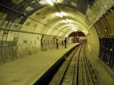 London Underground Secrets