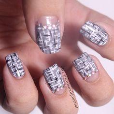 Instagram photo by sovisnailjournal #nail #nails #nailart