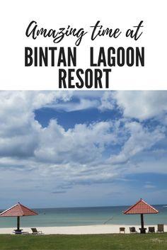 Staying at the lovely Bintan Lagoon Resort was one of the highlights of #tripofwonders in #WonderfulIndonesia :)