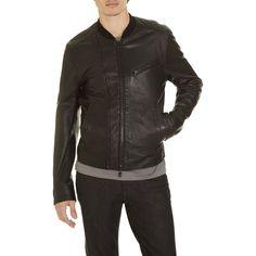 John Varvatos Star USA Motorcycle Jacket