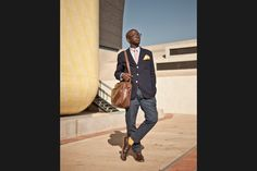 South Africa Street Style: Johannesburg's Most Fashionable.