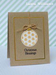 lauralooloo: ornaments4Christmas {The Stamps of Life}
