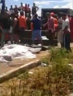Galdino Saquarema Noticia: Ônibus tomba e deixa mortos no Ceará
