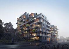 Utopia Arkitekter har efter ett parallellt uppdrag blivit valda som arkitekter för Tobin Properties nästa projekt i Tollare i Nacka. Projektet omfattar fyra vackra flerbostadshus med drygt 80 lägenheter på en tomt med fantastisk utsikt över vattnet.
