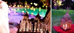 Global inspired wedding decor, gorgeous, bold colors, Moroccan destination wedding