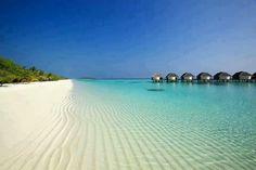 Kuramathi Island Resort in the Maldives Beaches In The World, Places Around The World, Around The Worlds, Maldives Beach, Maldives Resort, Maldives Vacation, Maldives Islands, Resort Spa, Vacation Trips