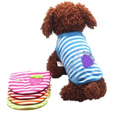 2015 Spring Autumn Winter Cotton Pet Coat Puppy Dogs Clothes Wholesale and Professional Designer Pet Clothing Dog Vest m x xl