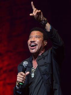 Singer-songwriter Lionel Richie performs in concert at ACL Live on Oct. 24, 2015, in Austin.   Rick Kern, WireImage