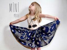 DIY The mini flowers's skirt