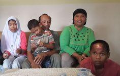 Família reencontra filho depois de achar filha 10 anos após tsunami | Umbuzeiro Online