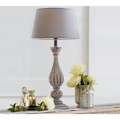 Lottie Table Lamp. #Frenchbedroomcompany  French Bedrooms.