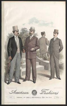 1896-1899, Plate 040 :: Costume Institute Fashion Plates