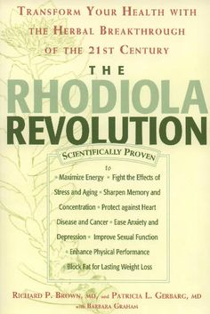 DadDoes Health Review: Rhodiola Rosea, A Magic Herb For Parents?