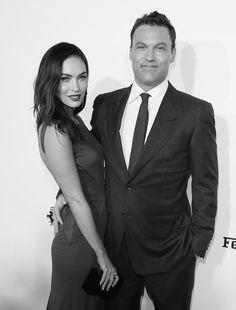 Pin for Later: En Souvenir des 27 Couples de Célébrités Que Nous Avons Perdu Cette Année Megan Fox et Brian Austin Green: 2004-2015