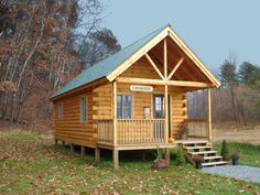 Coventry Log homes- Creekside | floorplans | Log Cabin Homes