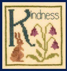 Rabbits - Cross Stitch Patterns & Kits (Page 5) - 123Stitch.com. Elizabeths Designs