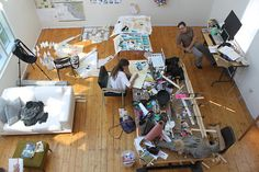 CANADA. Through the Gushul Studio Residency Program, the University of Lethbridge supports the pursuit of creative production by offering comfortable and private studio and living space for working artists and writers.