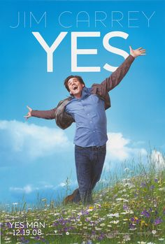 Yes Man (2008) - Poster #yesman #jimcarrey