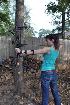 Bow Details-Blog about changing parts of your bow and how it can impact your shooting ability.