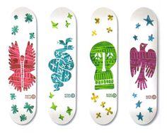"Rasa Libre  ""Peace"" Series Skateboard Design, Skateboard Art, Skateboards, Wooden Toys, Peace, My Love, Products, Skate Art, Wooden Toy Plans"