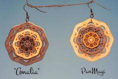 #panmagi #wood #jewelry #design for #fashion #people #amalia