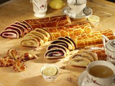 A traditional Hungarian pastry creation: #bejgli made by Radisson Blu Hotel in #Budapest http://www.radissonblu.com/hotel-budapest