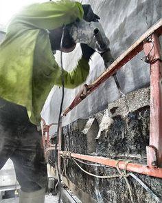 #allday  #concretecutting #constructionsite #concreteconnection #concrete #miami #doral #generalcontractor #spiderlift #wayupthere #construction  #dadecounty #ironworker