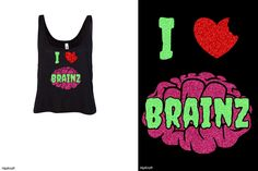 I Love Brainz (Brains)! I don't know if it was Plants Vs. Zombies on that one awesome Halloween or the cute nerdy boy from high school but I just love a good brain! #brains #brainz #zombies #ilovebrainz #ilovebrains #halloween #hipkraft #apocolypse