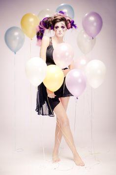 Jeff Bushaw Photography...like the idea of balloons