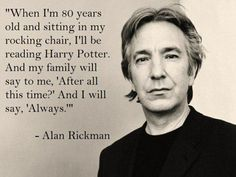Harry Potter is the best.