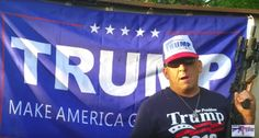 This is just one of Trump's messages ~ the National Guard needs to be present at Republican Convention to stop this Terrorist and all of Trumps followers that pose a threat. Jim-Stachowiak-YouTube-410x220
