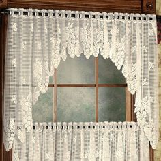 Garland lace swag valance pair touch windsor 72 w x 36 l lace swag windsor lace swag valance montgomery ward window swag valance 38 x sheer valances lace window valanceVineyard Lace Swag.